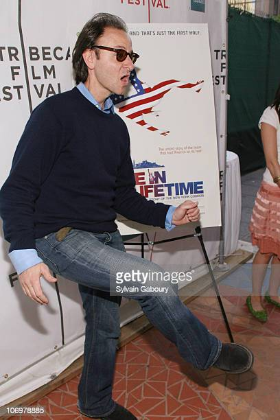 Producers Fisher Stevens during The Tribeca Film Festival screening of Miramax Films' Once In A Lifetime The Extraordinary Story Of The New York...