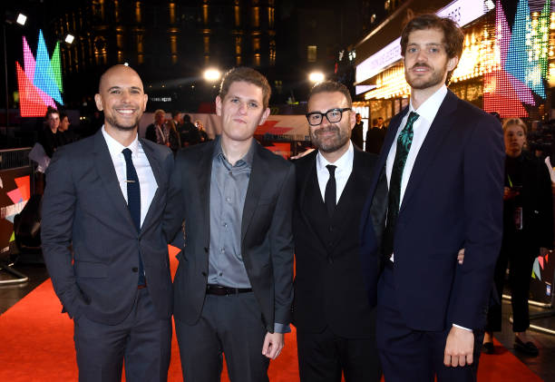 "GBR: ""Bad Education"" UK Premiere - 63rd BFI London Film Festival"