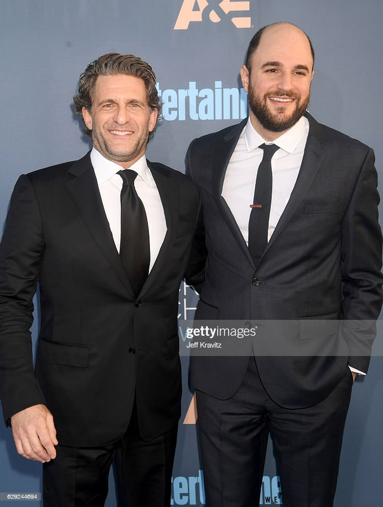 The 22nd Annual Critics' Choice Awards - Red Carpet : Nachrichtenfoto