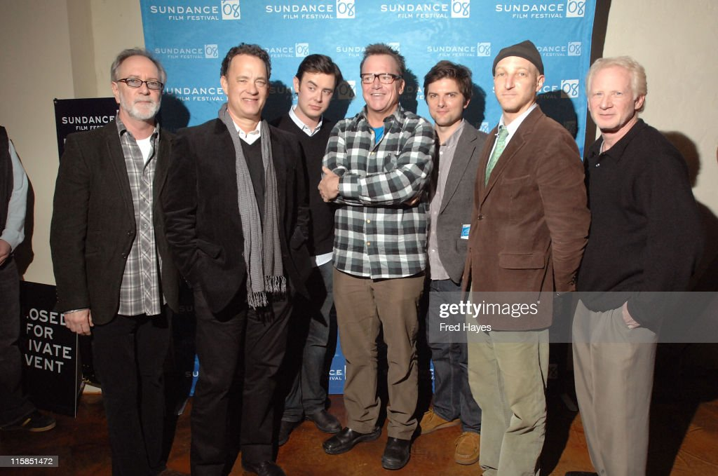 2008 Sundance Film Festival - The Great Buck Howard AfterParty