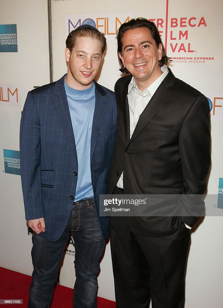 Producers Israel Wolfson and Craig Cohen attend the premiere of 'Beware The Gonzo' during the 9th annual Tribeca Film Festival at the Tribeca Performing Arts Center on April 22, 2010 in New York City.
