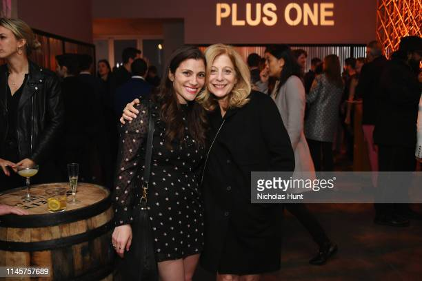 Producers Jackie Cohn and Debbie Liebling attend the 2019 Tribeca Film Festival AfterParty for Plus One hosted by Bulleit Bourbon at the Bulleit 3D...