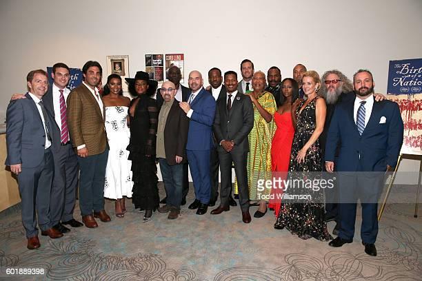 Producers Jason Cloth Jason Michael Bermen Kevin Turen actors Gabrielle Union Aunjanue Ellis Jackie Earle Haley Jason Stuart Chike Okonkwo...