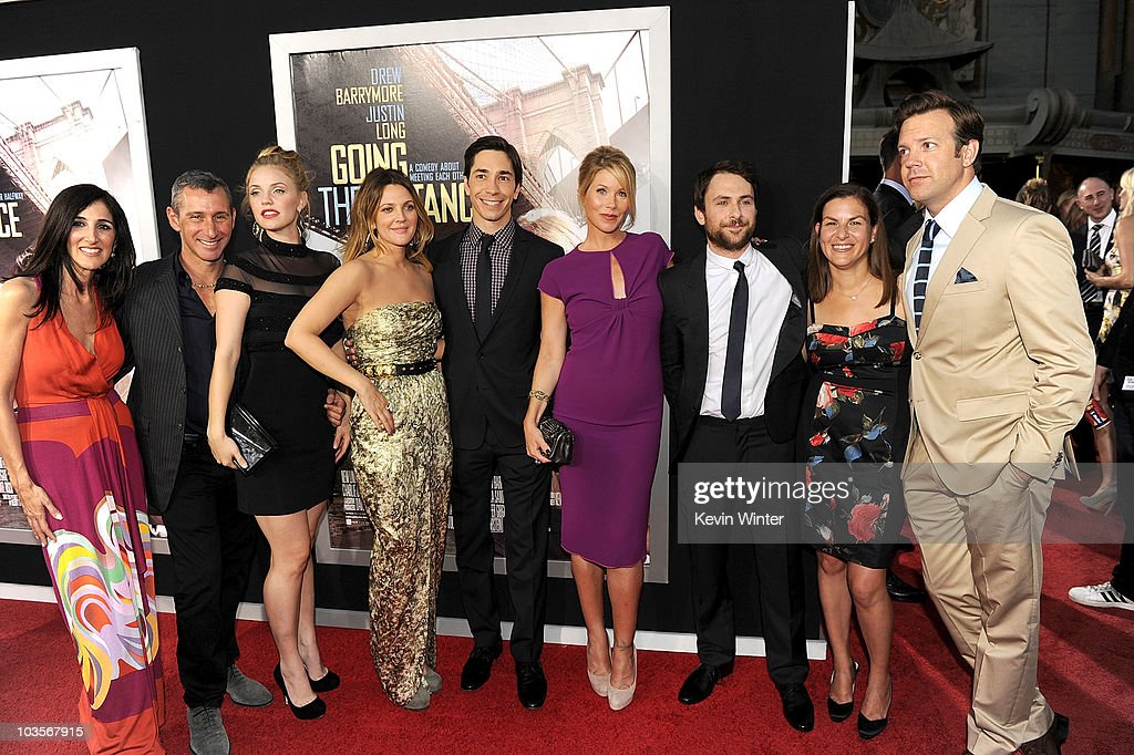 """Premiere Of Warner Bros. """"Going The Distance"""" - Arrivals : News Photo"""