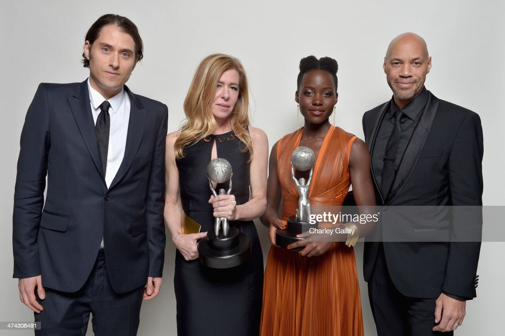 45th NAACP Image Awards Presented By TV One - Portraits : News Photo