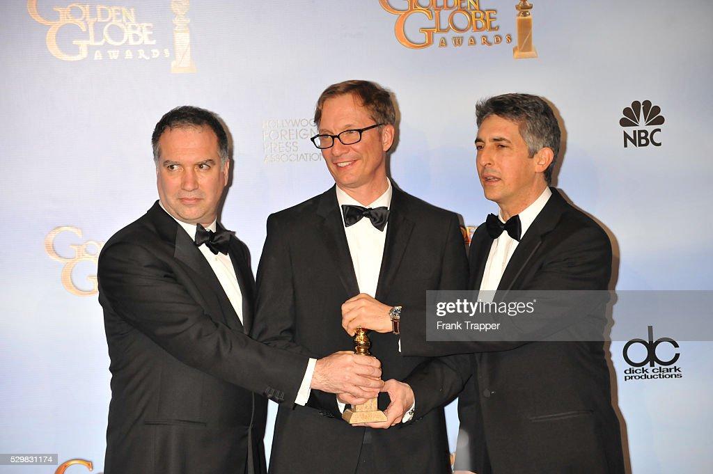 USA - 69th Annual Golden Globe Awards - press room : News Photo