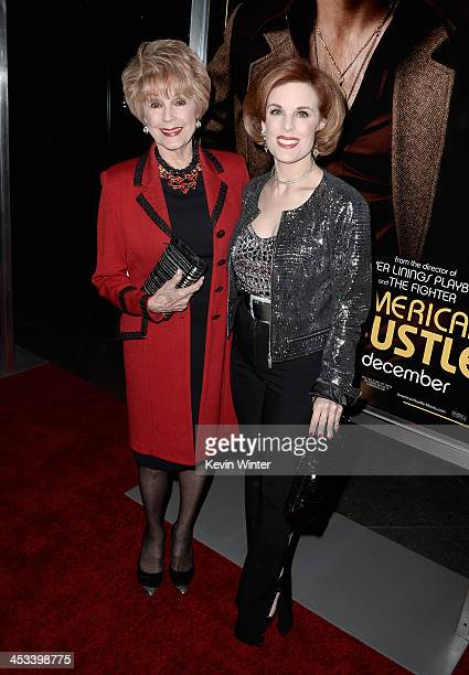 Producers Karen Kramer and Kat Kramer attend Columbia Pictures And Annapurna Pictures' American Hustle Special Screening at Directors Guild Of...
