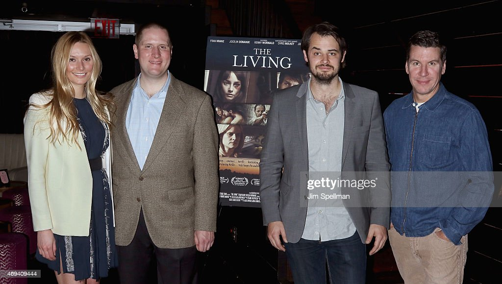 """The Living"" New York Premiere"