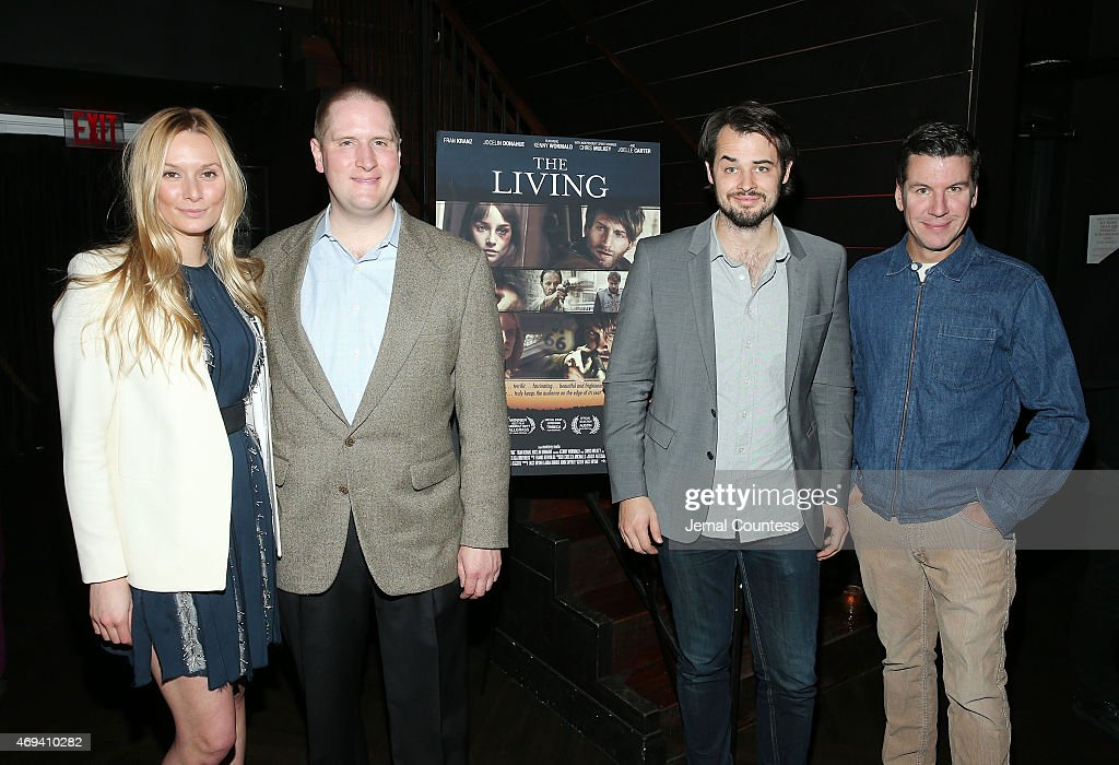 """The Living"" New York Premiere - After Party"