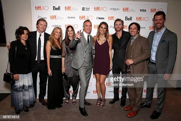 Producers Lianne Halfon Thad Luckinbill Executive Producers Ellen H Schwartz Carla Hacken Director JeanMarc Vallee Producer Trent Luckinbill Producer...