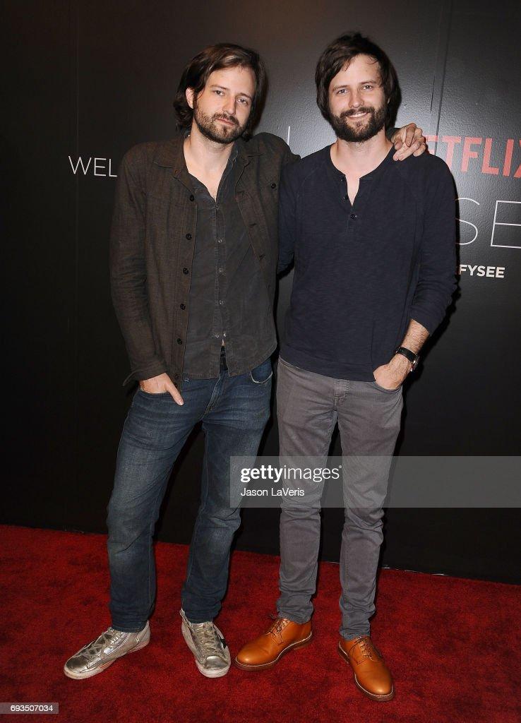 "Netflix's ""Stranger Things"" FYC Event - Arrivals : ニュース写真"
