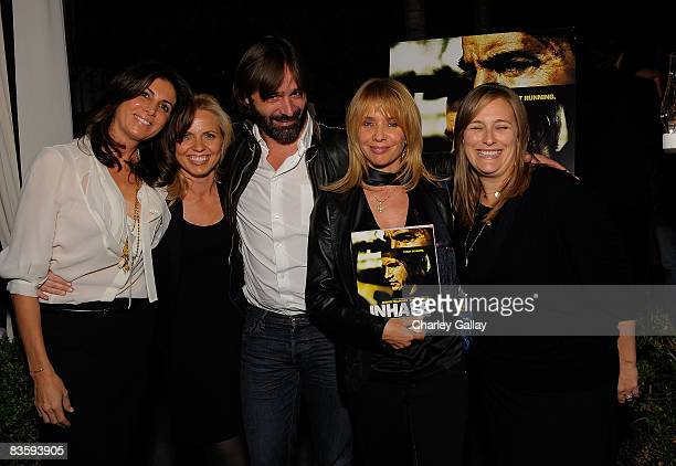 Producers Nathalie Marciano and Michelle Chydzik Sowa director Baltasar Kormakur actress Rosanna Arquette and producer Jennifer Kelly attend the 26...