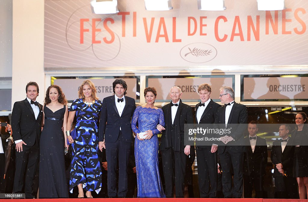 'All Is Lost' Premiere - The 66th Annual Cannes Film Festival