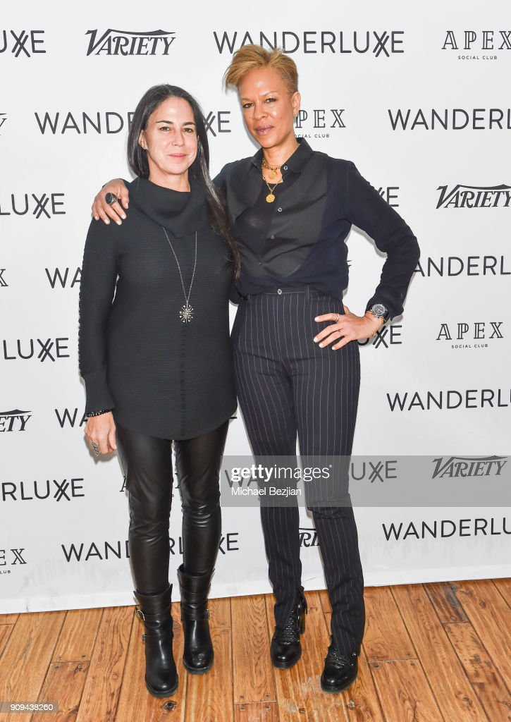 WanderLuxxe House hosts a private brunch with Tonya Lee