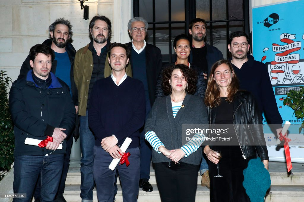 FRA: MyFrenchFilmFestival 2019 : Cocktail At Unifrance In Paris