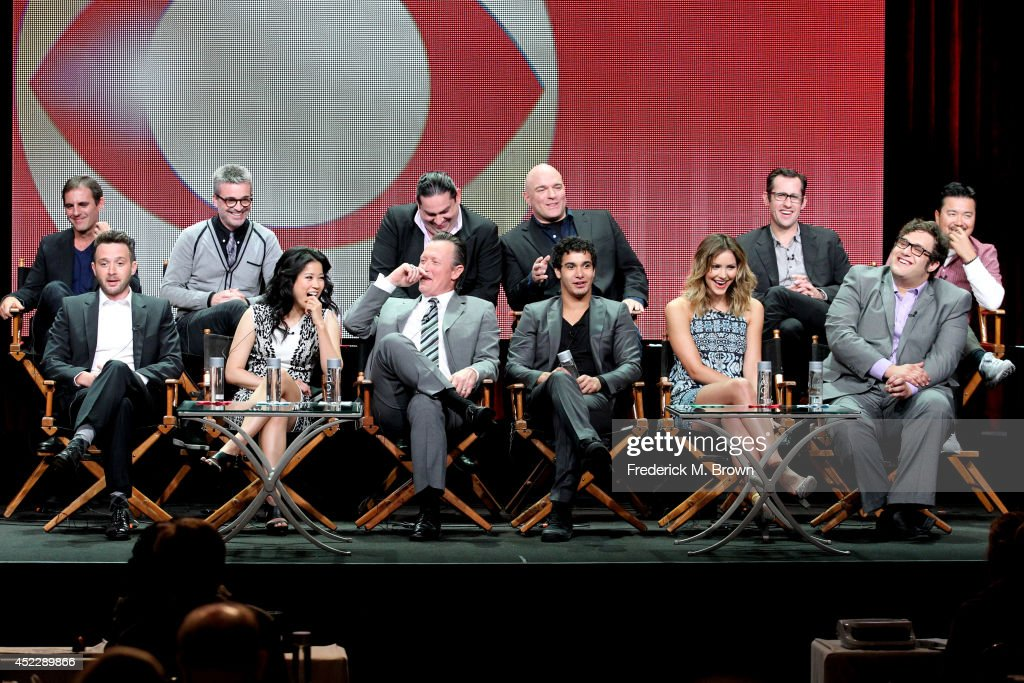 2014 Summer TCA Tour - Day 10