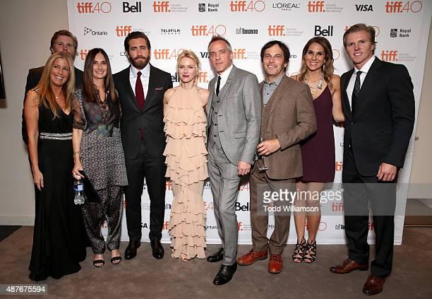 Producers Thad Luckinbill Executive Producers Ellen H Schwartz Carla Hacken actors Jake Gyllenhaal Naomi Watts Director JeanMarc Vallee Executive...