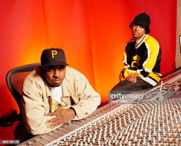 Producers Tone and Poke of Trackmasters