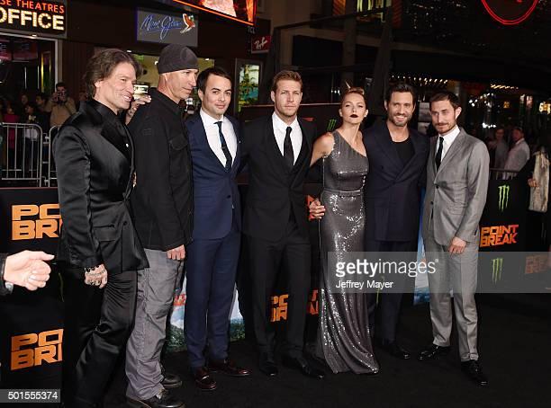 Producer/screenwriter Kurt Wimmer, director/cinematographer Ericson Core, actors Nikolai Kinski, Luke Bracey, Teresa Palmer, Edgar Ramirez and...