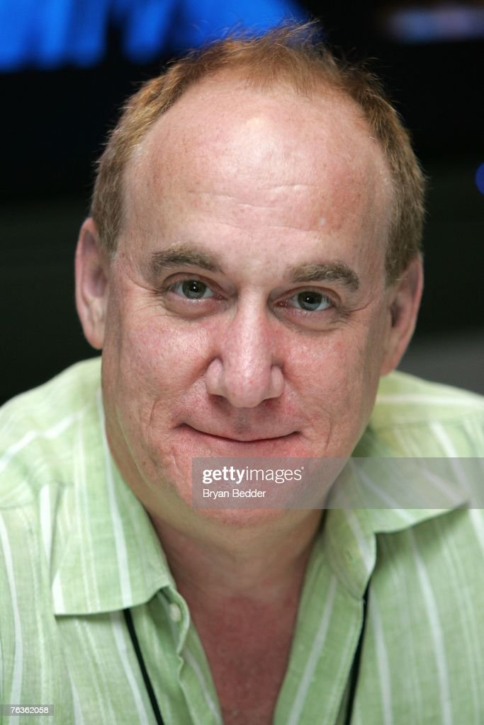 Producer/writer Jeph Loeb attends the NBC Universal celabration for the DVD realease of 'Heroes: Season 1' at the NBC Experience store on August 28, 2007 in New York City.