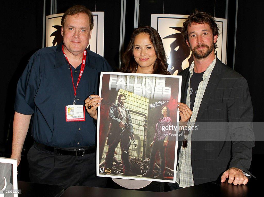 TNT Comic Con 2010 : Nachrichtenfoto