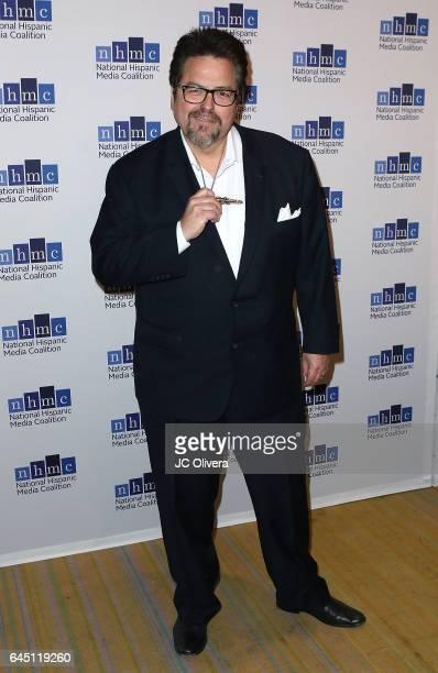 Producer/writer Rick Najera attends the 20th Annual National Hispanic Media Coalition Impact Awards Gala at Regent Beverly Wilshire Hotel on February...
