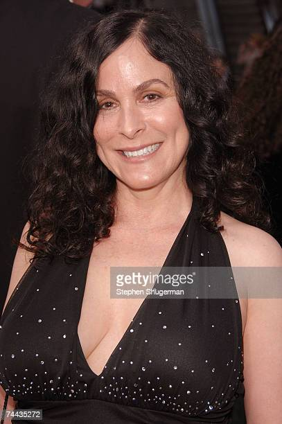 Producer/writer Roberta Pacino arrives to the 35th AFI Life Achievement Award tribute to Al Pacino held at the Kodak Theatre on June 7 2007 in...