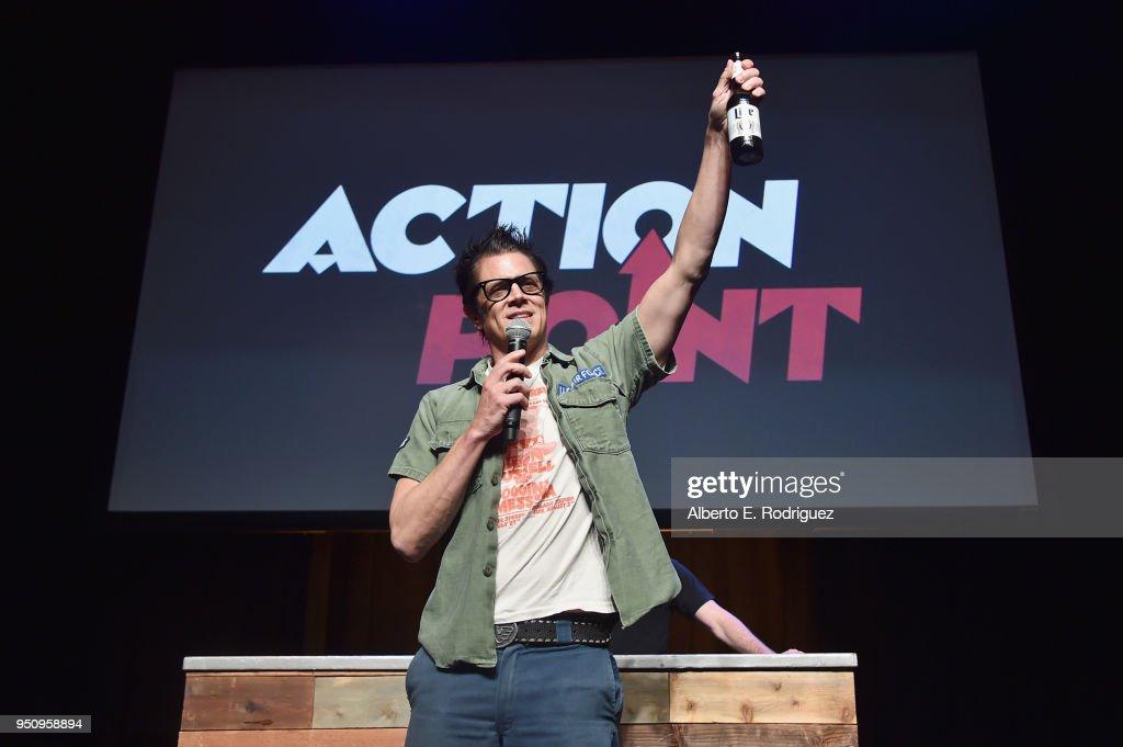 cinemacon 2018 lights camera action pointの写真およびイメージ