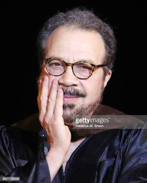 Producer/Writer/Director Edward Zwick speaks during AFI's Conservatory Commencement Ceremony at the TCL Chinese Theatre on June 5 2017 in Hollywood...