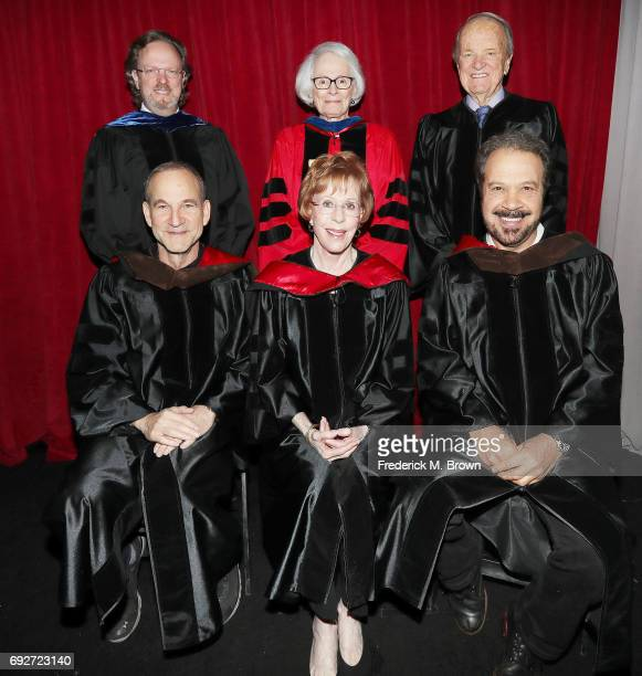 Producer/Writer/Director Marshall Herskovitz actress Carol Burnett producer/writer/director Edward Zwick Bob Gazzale President/CEO of AFI Jean Picker...