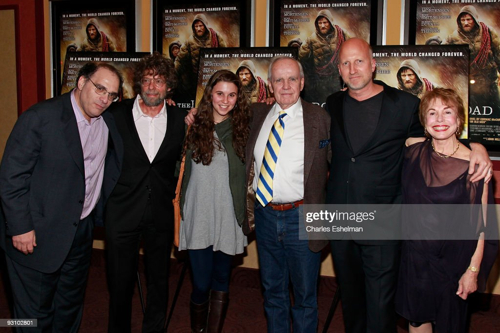 """""""The Road"""" New York Premiere"""