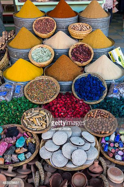 Produces in the Marrakech market
