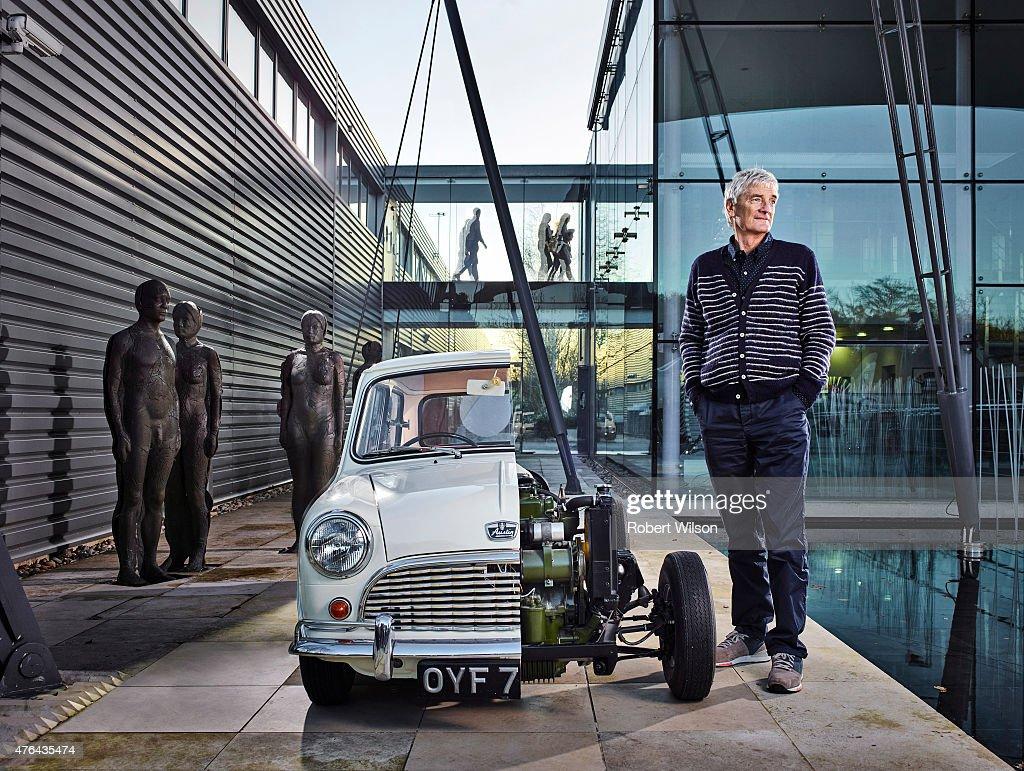 James Dyson, Times magazine UK, January 10, 2015 : ニュース写真