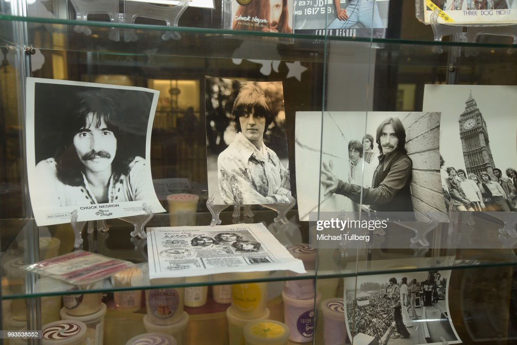 Chuck Negron Unveils New Candy Line At Sweet! Hollywood : News Photo