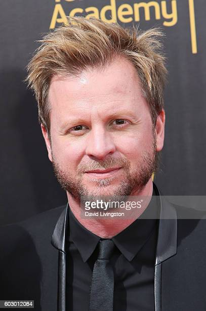 Production Designer Gary Kordan attends the 2016 Creative Arts Emmy Awards Day 2 at the Microsoft Theater on September 11 2016 in Los Angeles...