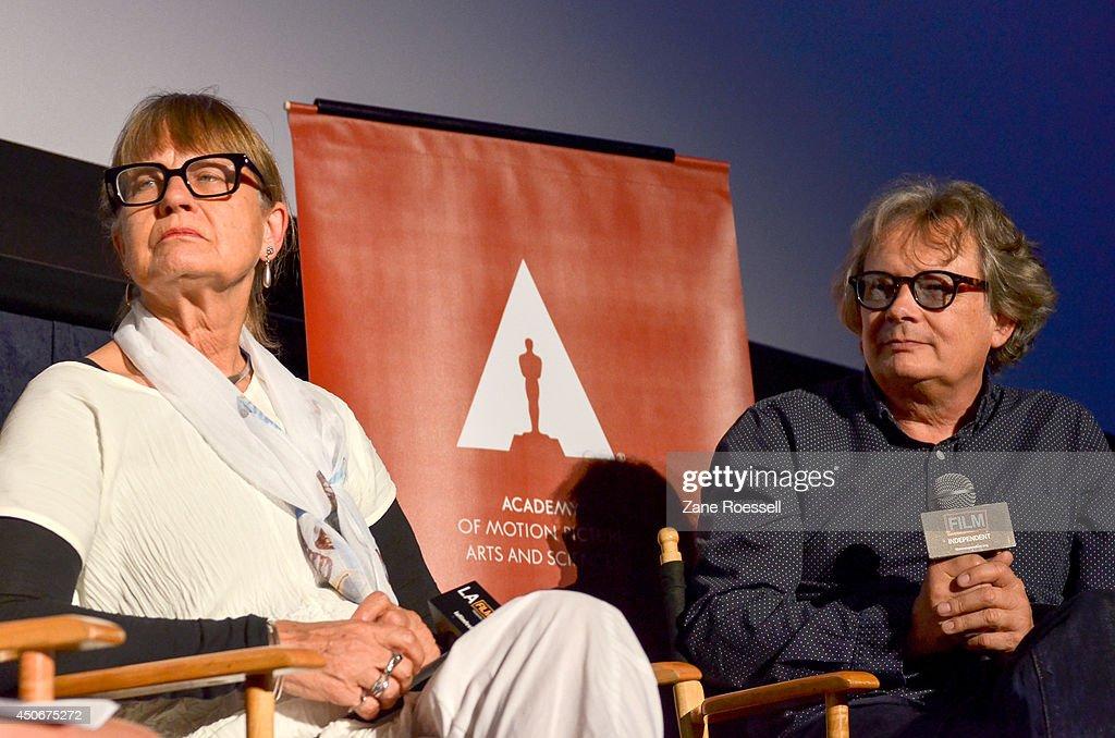 2014 Los Angeles Film Festival - Master Class: Re-Imagining LA: Production Design