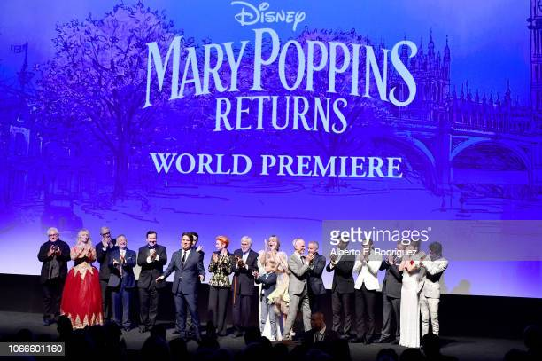 Production Designer John Myhre Actor Karen Dotrice CoLyricist Scott Wittman Actor Jeremy Swift Director/Producer Rob Marshall Actor LinManuel Miranda...
