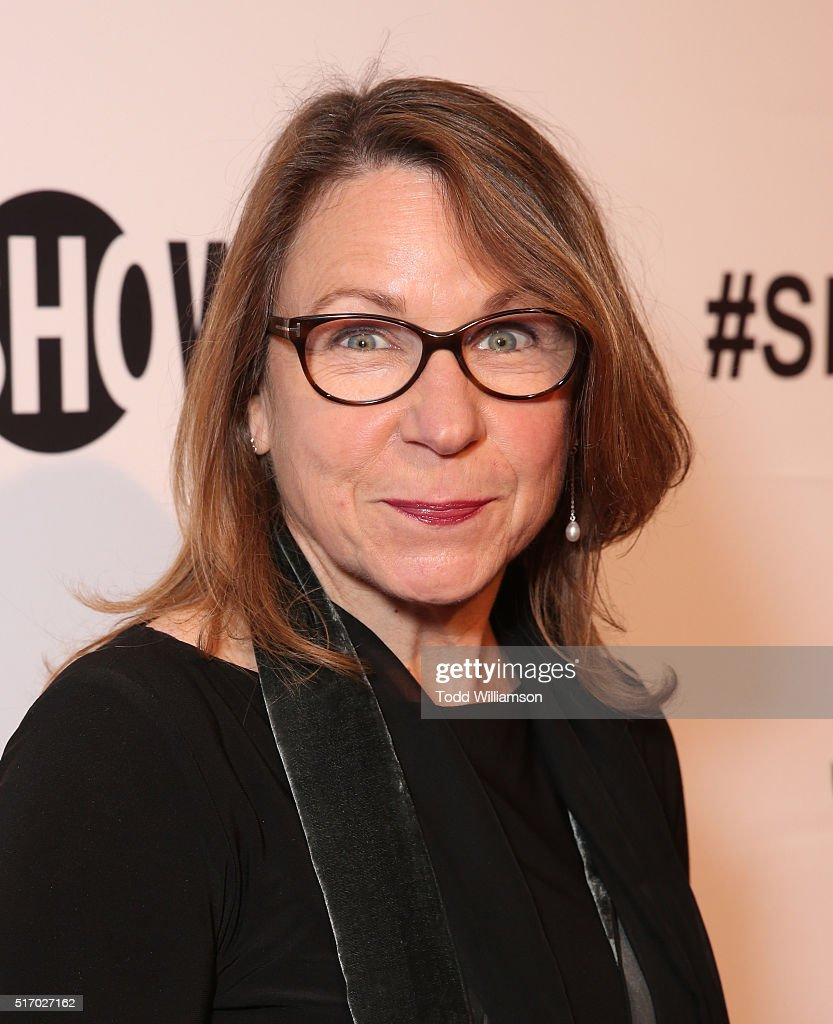 Production designer Nina Ruscio attends a screening and panel discussion with The Women Of Showtime's 'Shameless' at The London Hotel on March 22, 2016 in West Hollywood, California.