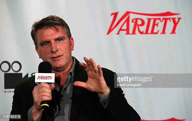 835869a789818a Production designer Robert Stromberg attends a QA following the 2010  Variety Screening Series presentation of Avatar
