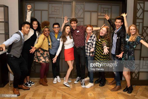 """Production is underway in Salt Lake City, Utah, on the highly anticipated, innovative and re-invented """"High School Musical: The Musical: The Series""""..."""