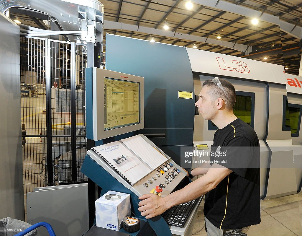 High tech manufacturing at Modula Pictures | Getty Images