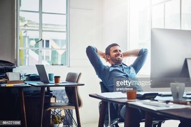 Productivos días lograr esa gratificante sensación