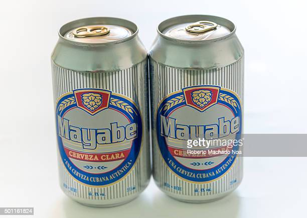Products made in Cuba Mayabe light beer cans produced in Cuba Mayabe brand of beer is produced by Cerveceria Bucanero SA The brand takes its name...