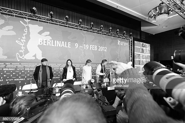 Produzent JeanPierre Guerin Produzentin Kristina Larsen Schauspielerin Virginie Ledoyen Schauspielerin Lea Seydoux Schauspielerin Diane Kruger und...