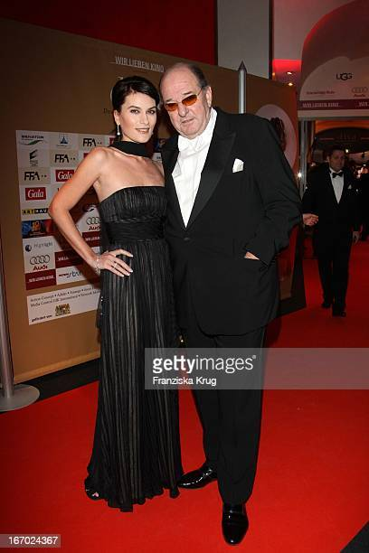 Produzent Ralph Siegel Und Ehefrau Kriemhild Jahn Bei Der Verleihung Des Medienpreises Diva Im Deutschen Theater In München Am 240108