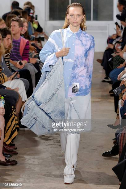 Proenza Schouler Spring Summer 2019 Collection