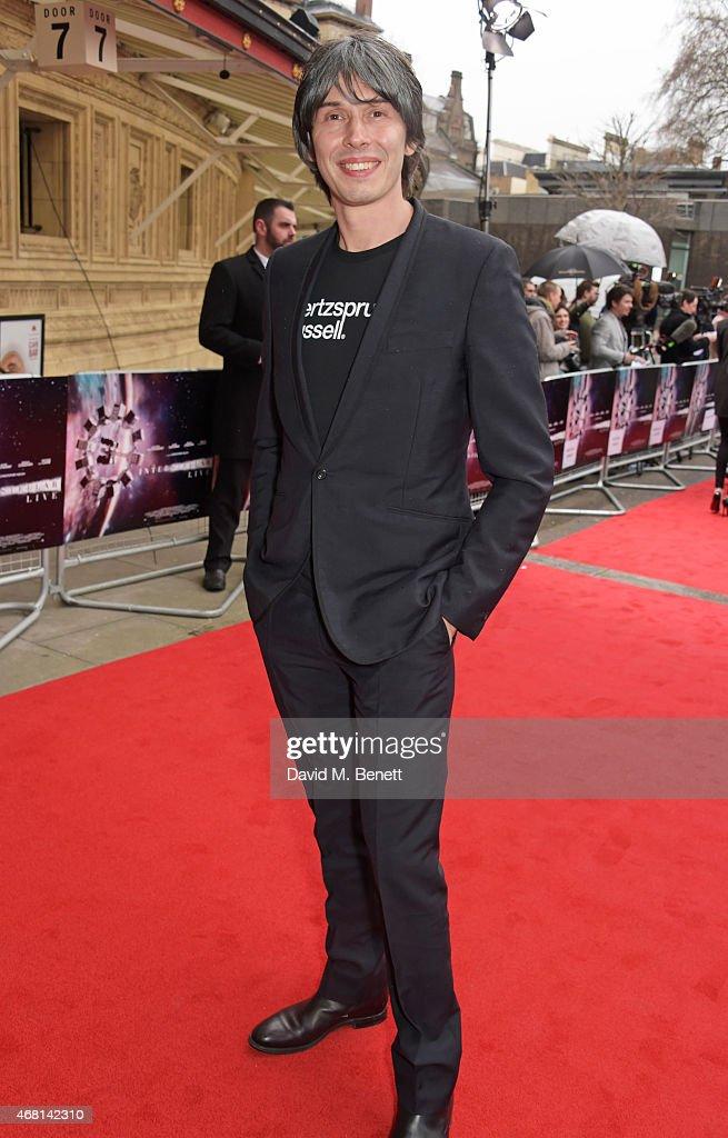 """Interstellar Live"" At The Royal Albert Hall - VIP Arrivals : News Photo"