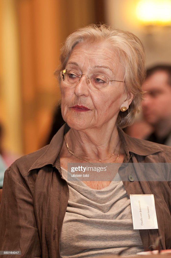 Prof. Dr. Claudia von Braunmühl : News Photo