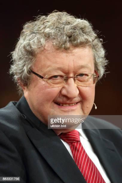 Prof Dr Werner J Patzelt in der ARDTalkshow GÜNTHER JAUCH am in Berlin Flüchtlingsrepublik Deutschland Ð Wo liegen unsere Grenzen