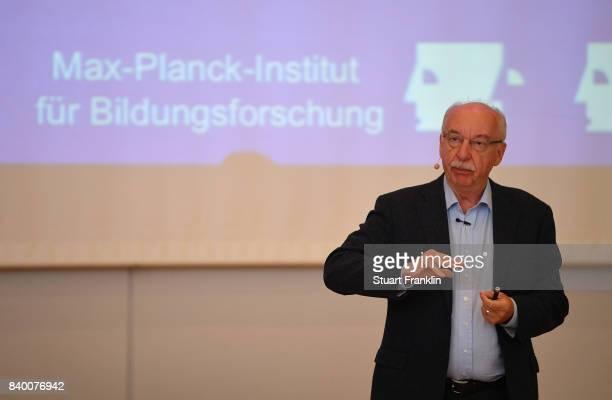 Prof Gerd Gigerenzer